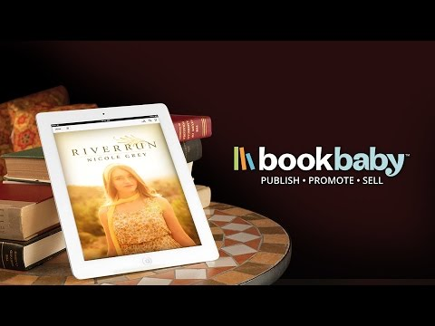 Self-Publish Your Book With BookBaby.com