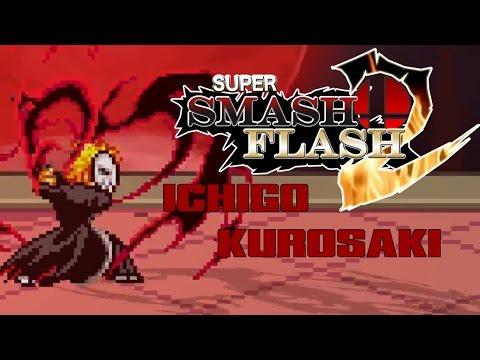 Ichigo Kurosaki - Super Smash Flash 2