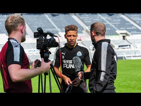 Video: Open Day 2017 | Newcastle United