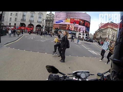 Дикие пешеходы Британии