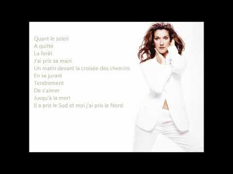 ♫ Benjamin - Céline Dion [MELANIE 1984]