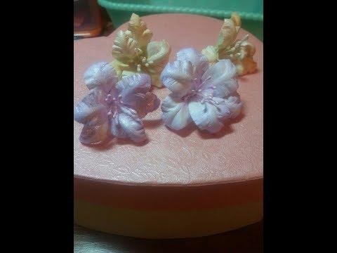 Лилии из бумаги своими руками скрапбукинг 1