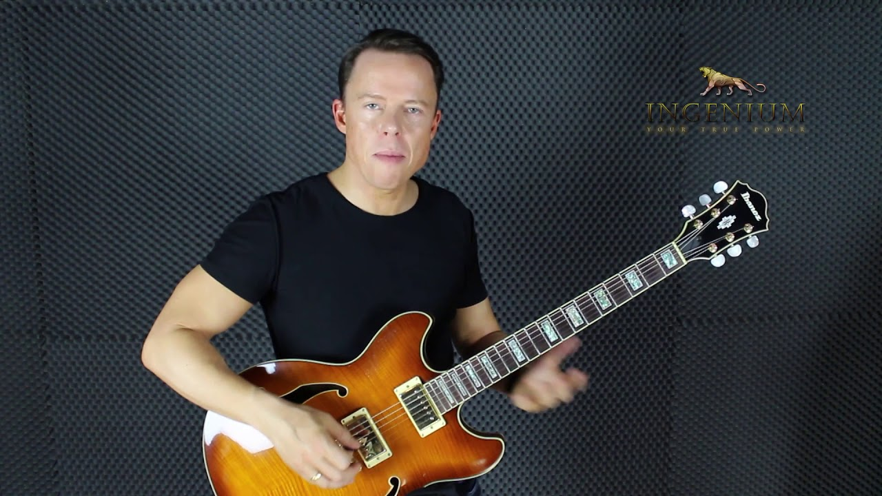 How to practice modes using arpeggios – Guitar mastery lesson