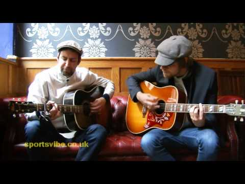 'Long Way Back' [Acoustic Version] - The Rifles