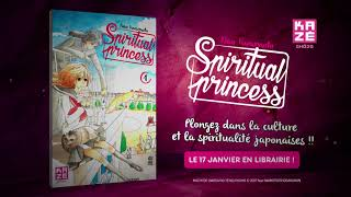 Spiritual princess - Bande annonce VF
