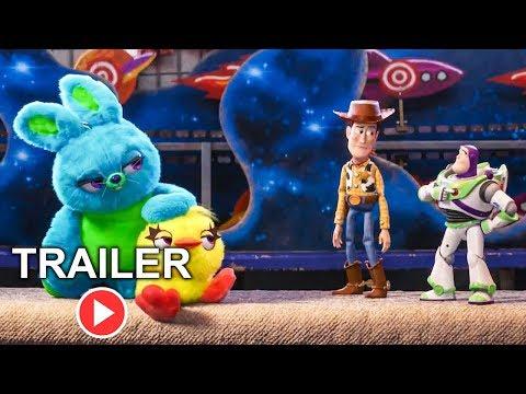 Toy Story 4 Trailer 2 ESPAÑOL LATINO 2019