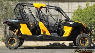 6. 2014 Can-Am Maverick MAX X rs DPS 1000R For Sale Tucson AZ 520-579-3939 | RideNow Powersports Ina