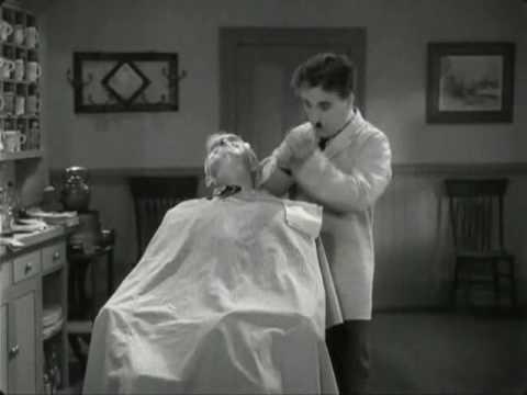 Charlie Chaplin - o barbeiro