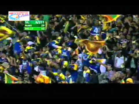 Day 1, 2nd Test, Australia in Sri Lanka, 2011 - Highlights