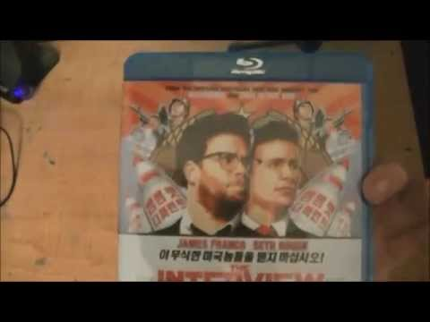 The Interview Bluray review