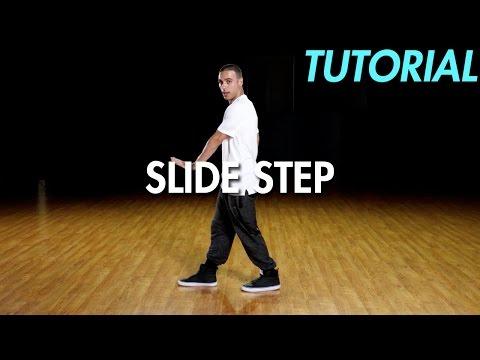 How to Slide Step (Hip Hop Dance Moves Tutorial) | Mihran Kirakosian