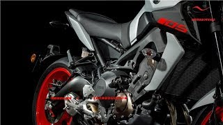 3. New 2019 Yamaha MT-9 SportBike - 2019 Yamaha MT-09 First Look | 2019 Hyper Naked Motorcycles