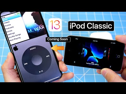 iPod Classic is Coming BACK on iPhone