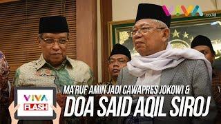 Video Kantor PBNU Bersorak Usai KH Ma'ruf Amin Jadi Cawapres Jokowi MP3, 3GP, MP4, WEBM, AVI, FLV April 2019