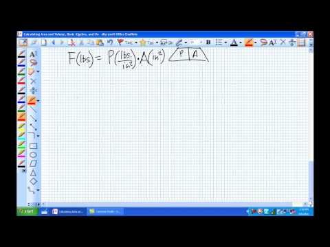 Hydraulik - Mathematik