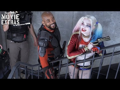 Go Behind the Scenes of Suicide Squad (2016) (видео)