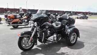 5. 852580 - 2009 Harley Davidson Tri Glide FLHTCUTG - Used Trike For Sale