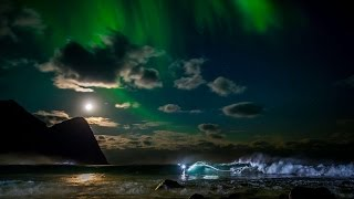 Surfing Under the Northern Lights w/ Mick Fanning  Chasing th...