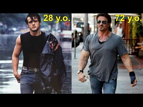 Sylvester Stallone Transformation | Old Age Is Not For Me!
