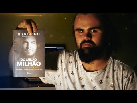 Do Mil ao Milhão Sem Cortar o Cafezinho - Thiago Nigro (Resenha)