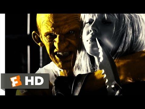 Sin City (11/12) Movie CLIP - So Long, Junior (2005) HD