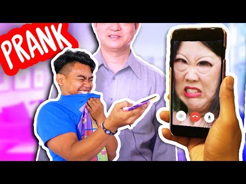 Prank Calling People But We Can't Hear Them (Guava Juice)