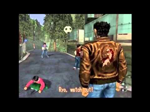 shenmue dreamcast iso