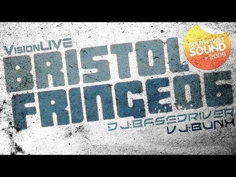 Phluid Vision | VisionLIVE Volume 01 - Basedriver Bristol Fringe Headline '06