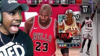 MICHAEL JORDAN IS UNSTOPPABLE! NBA 2K Mobile Gameplay Ep. 22