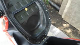 9. 2012 Kymco Super 8 150 Personal Review