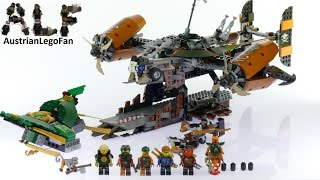 Lego Ninjago 70605 Misfortune´s Keep - Lego Speed Build Review