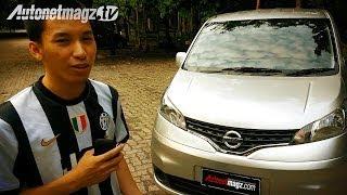 Video Review Nissan Evalia tipe SV MT Indonesia Test Drive by AutonetMagz MP3, 3GP, MP4, WEBM, AVI, FLV Oktober 2017