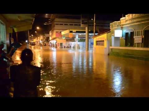 Enchente em Lajinha 09/04/2013 [4/4]