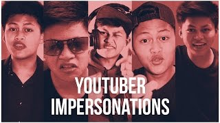 Video INDONESIAN YOUTUBERS IMPERSONATIONS MP3, 3GP, MP4, WEBM, AVI, FLV September 2018