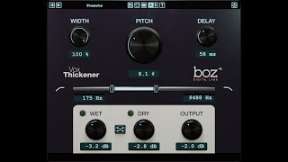 Download Lagu Vox Thickener Walkthrough Mp3