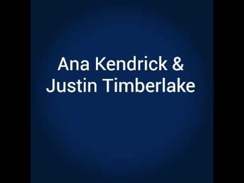 Anna Kendrick & Justin Timberlake - True Colors [Lyric]