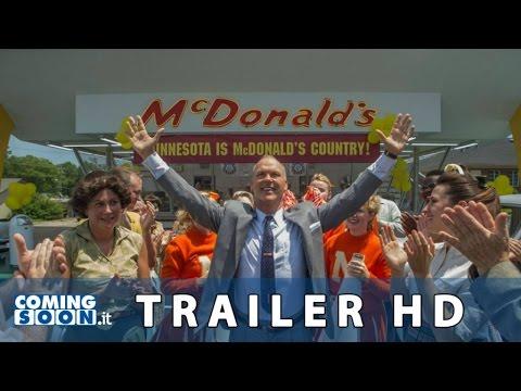 The Founder (Michael Keaton): Primo Trailer Italiano Ufficiale del film sul fondatore di McDonald's