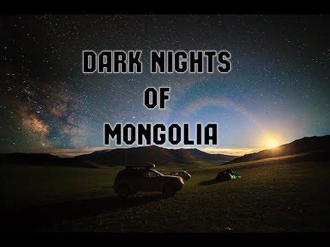 Dark Nights of Mongolia | Timelapse