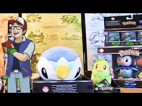 "Retro Pokémon Return! -Toys""R""Us Exclusive Trainer's Choice Toys"