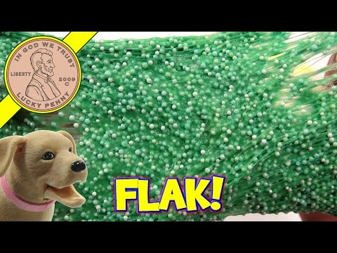 gak - Butch and I created a new product called FLAK or FlOAG!! We called it Flak! What would you call it? Buy Here ▷ http://luckypennyshop.com/nickelodeon-floam-12...