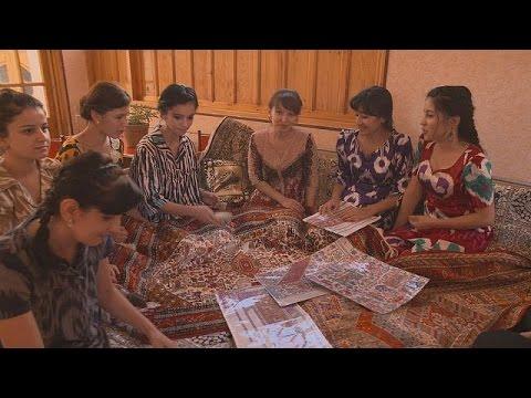 Μπουχάρα: Η πόλη των χαλιών και των χρυσών κεντημάτων – life