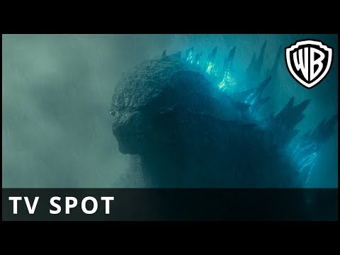 Godzilla: King of the Monsters – 'Time Has Come' Spot – Warner Bros. UK
