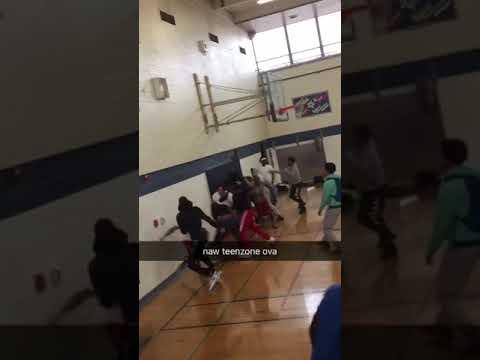 Big fight at teenzone