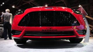 Customized Ford Focus STs - 2012 SEMA Show