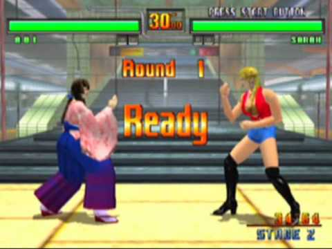 virtua fighter 3 dreamcast