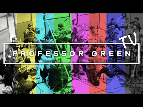 Professor Green - PGTV - Violins, Cellos & Bells