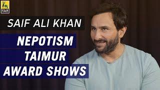 Video Saif Ali Khan Interview with Anupama Chopra | Chef MP3, 3GP, MP4, WEBM, AVI, FLV Juni 2018