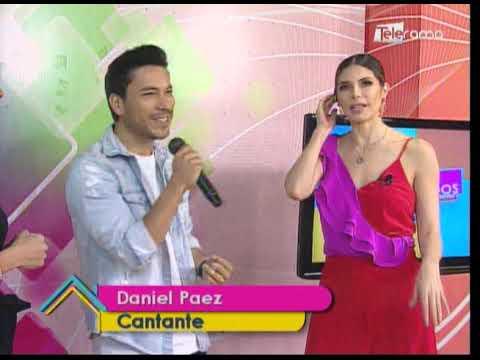 Daniel Paez Cantante