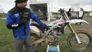 5. 2012 Yamaha YZ250F Test Ride