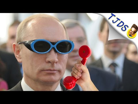"""Putin Weighs In On Trump """"Water Sports"""" Story"""